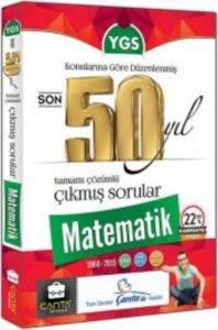 Çanta Ygs Matematik 50 Yil Çik.Sor.