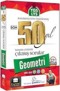 Çanta Ygs-Lys  Geo.50 Yil Çik.Sor.