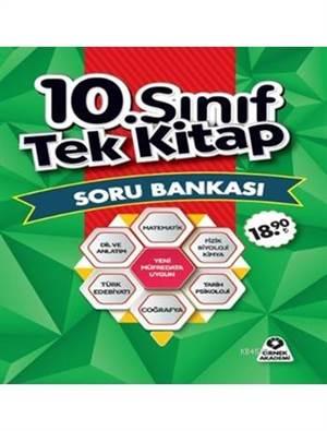 Örnek Akademi 10. Sınıf Tek Kitap Soru Bankası
