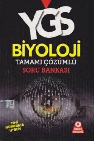YGS Biyoloji Tamamı Çözümlü Soru Bankası