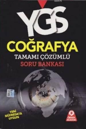 YGS Coğrafya Tamamı Çözümlü Soru Bankası
