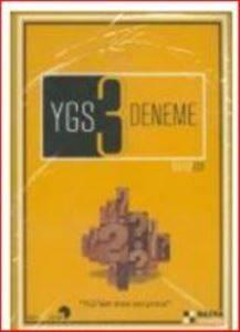 YGS 3 Deneme Biraz Zor