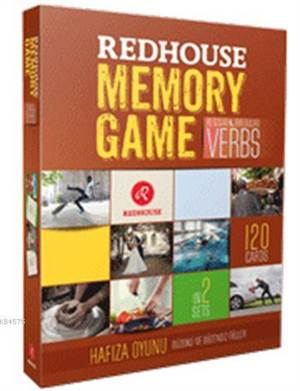 Redhouse Memory Game Verbs