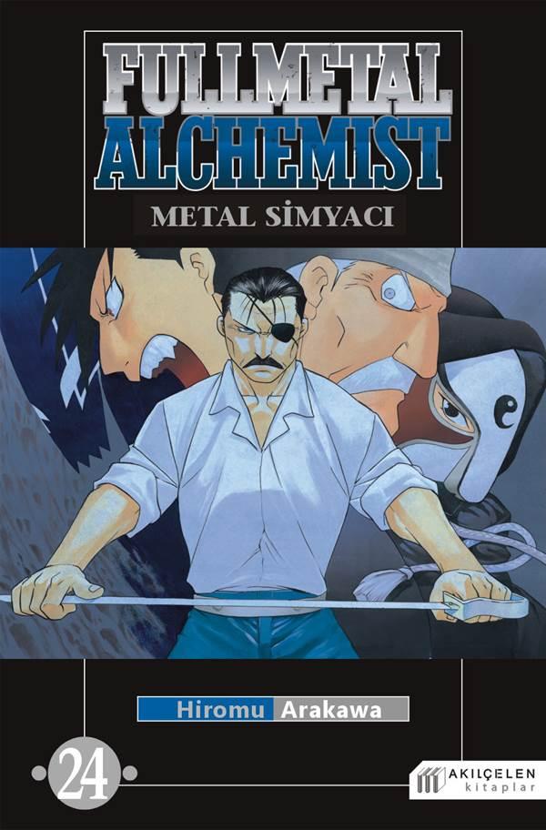 Fullmetal Alchemist Çelik Simyacı Cilt:24