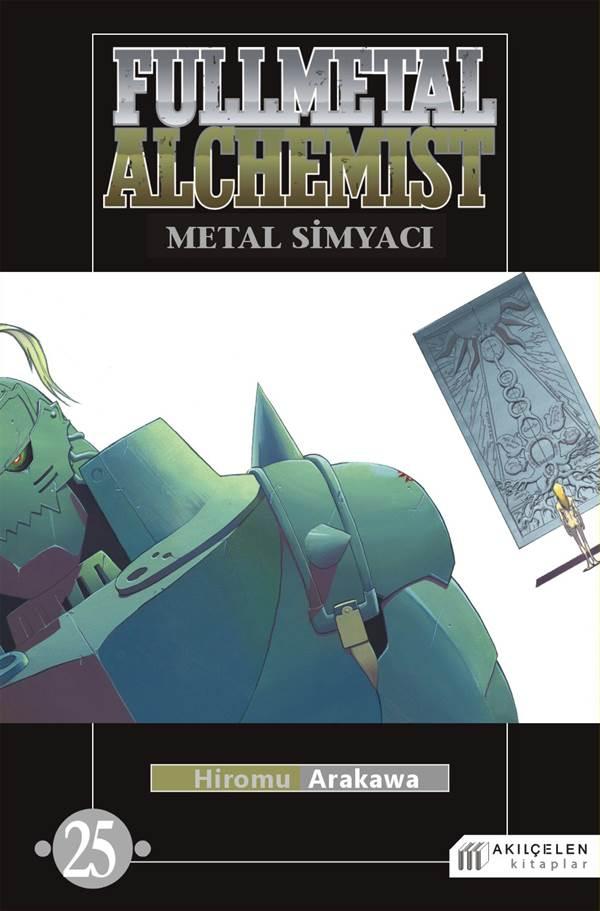 Fullmetal Alchemist Çelik Simyacı Cilt:25