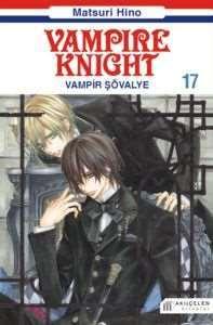 Vampire Knight Vampir Şövalye Cilt 17