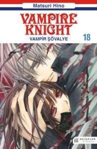 Vampire Knight Vampir Şövalye Cilt 18