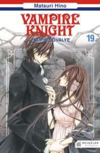 Vampire Knight Vampir Şövalye Cilt 19