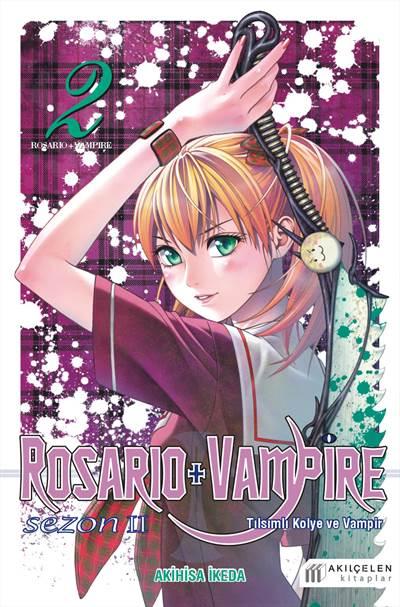 Rosario & Vampire<br/>2 Sezon Cilt: 2