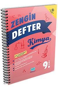 9.Sınıf Zengin Defter Kimya