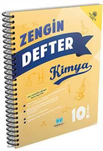 10.Sınıf Zengin Defter Kimya