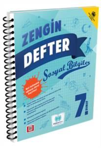 7.Sınıf Zengin Defter Sosyal Bilgiler