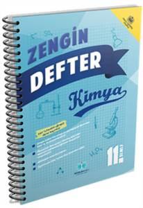 11.Sınıf Zengin Defter Kimya