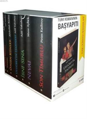 Türk Dünyası Romanları - 7 Kitap Takım