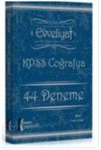 İsekpcd44 Evveliyat Kpss Coğrafya 44 Dene 16,9