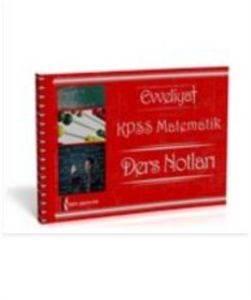Evveliyat KPSS Matematik Ders Notları
