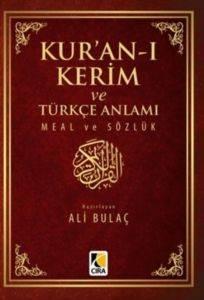 Kuranı Kerim ve Türkçe Anlamı