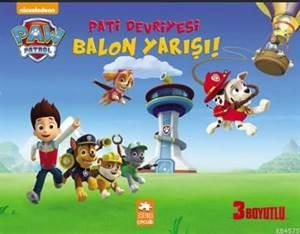 Pati Devriyesi Balon Yarışı