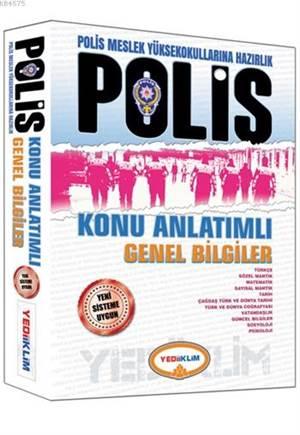 Pmyo Polislik Konu Anlatımlı Hazırlık Kitabı