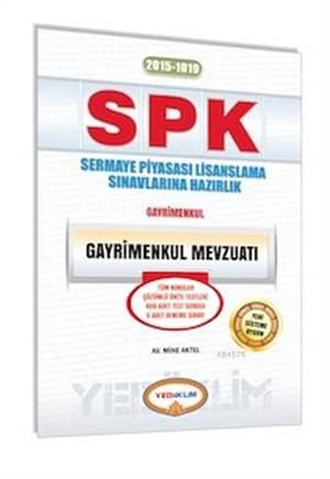 Spk 1019 Gayrimenkul Mevzuatı