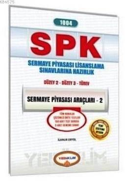 Spk 1004 Sermaye Piyasası Araçları - 2