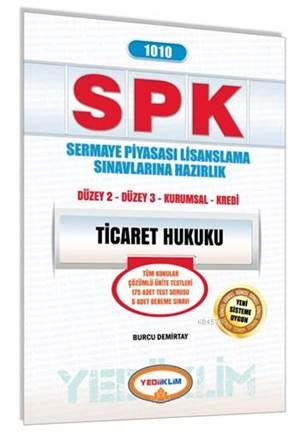 SPK 1010 Ticaret Hukuku