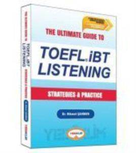 2016 Yediiklim Toelf IBT Listening Strategies Practice