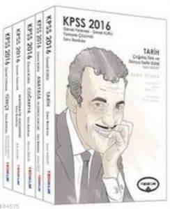 2016 Yediiklim KPSS Genel Yetenek Genel Kültür Tamamı Çözümlü Modüler Soru Bankası