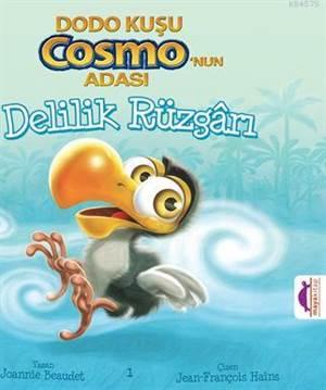 Dodo Kuşu Cosmo'nun Adası Delilik Rüzgarı