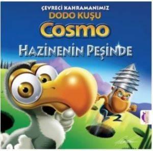 Dodo Kuşu Cosmo Hazinenin Peşinde