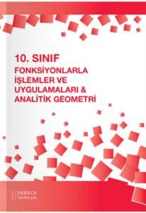 10.Sınıf Fonksiyonlarla İşlemler Ve Uygulamaları & Analitik Geometri