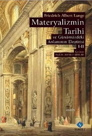 Materyalizmin Tarihi Ve Günümüzdeki Anlamının Eleştirisi I-Iı