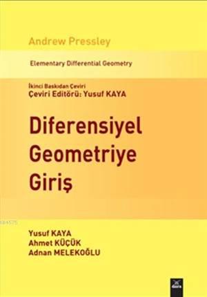 Diferensiyel Geometriye Giriş