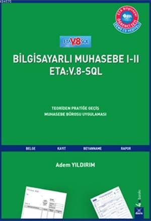Bilgisayarli Muhasebe I-II Eta V.8-Sql