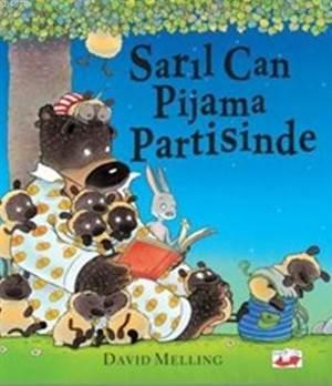 Sarıl Can Pijama Partisinde