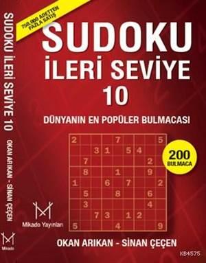 Sudoku İleri Seviye - 10