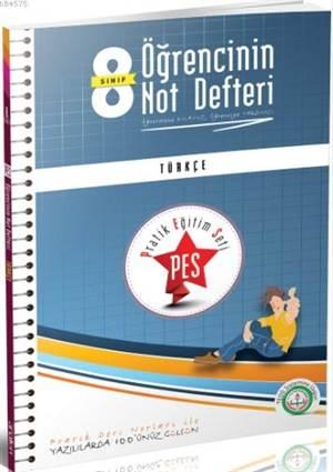 Anafen 8.Sınıf Pes Türkçe