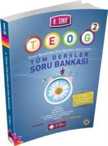 Anafen 8. Sınıf Teog Tüm Dersler Soru Bankası