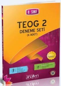 8. Sınıf TEOG 2 Deneme Seti (6 Adet)