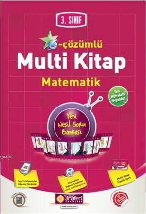 3.Sınıf E-Çözümlü Multi Kitap Matematik