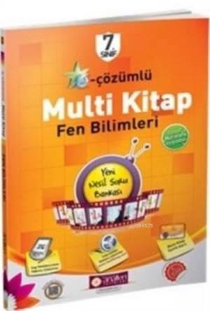 7. Sınıf E-Çözümlü Multi Kitap Fen Bilimleri