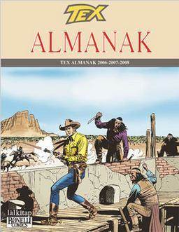 Tex Almanak 2006-2007-2008