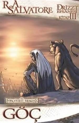 Drizzt Efsanesi – Kara Elf Üçlemesi
