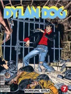 Dylan Dog Sayı 7 - Korkunç İstila