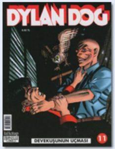 Dylan Dog-11 Devekuşunun Uçması