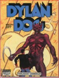 Dylan Dog Mini Dev Albüm Sayı:4 Tarladaki Çemberler