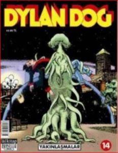 Dylan Dog 14 - Yakınlaşmalar