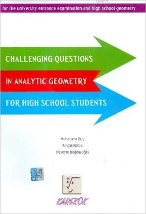 Challenging Questions İn Analytıc Geometry For High School Students