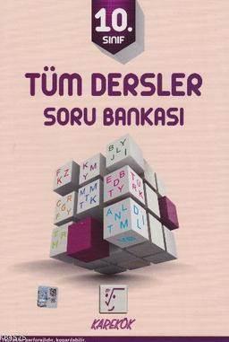 Karekök 10. Sınıf Tüm Dersler Soru Bankası