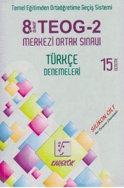8. Sınıf Teog-2 Türkçe Denemeleri Merkezi Ortak Sınavı